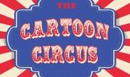 Cartoon Circus Is Folding Tent