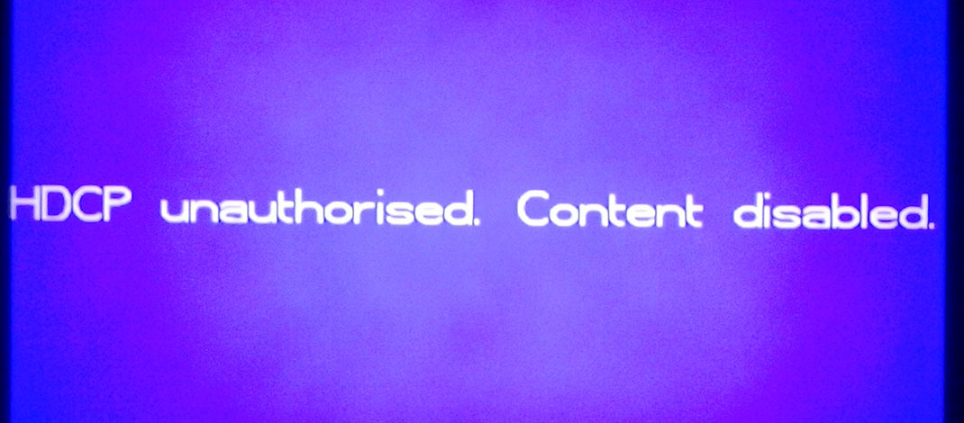 """My Roku Says """"HDCP Unauthorized Content Disabled"""", How Do I Fix It ..."""
