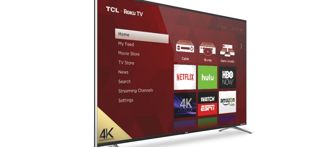 TCL Announces Sweepstakes For Free Roku 4k TV's & Trip To L.A.