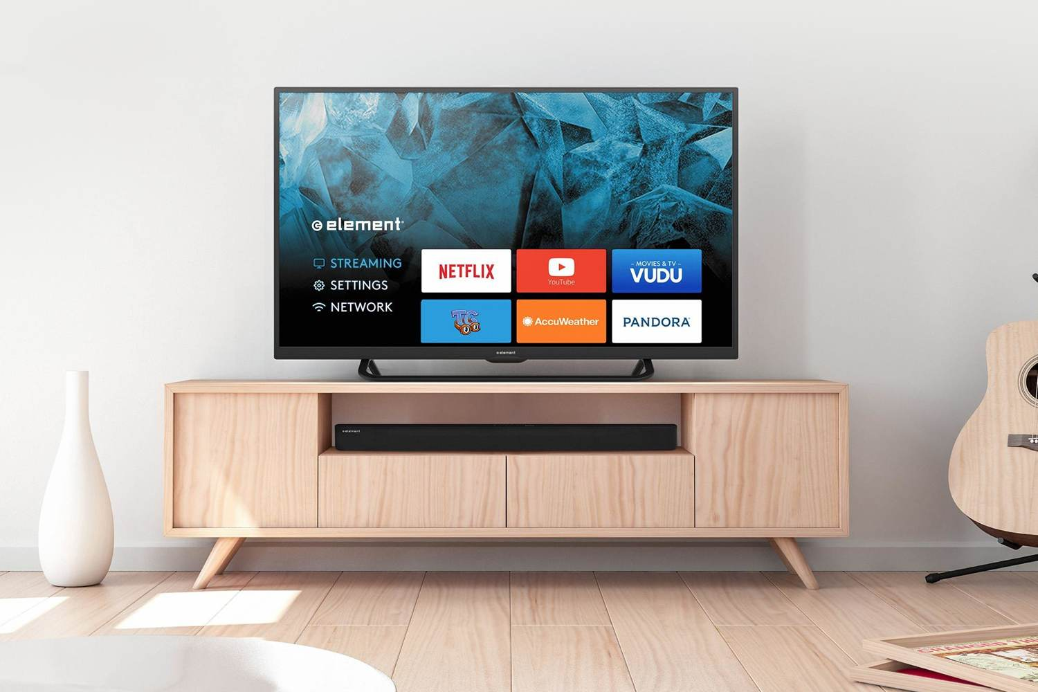 4K Ultra HD Element Roku TV With HDR Announced – Rokuki
