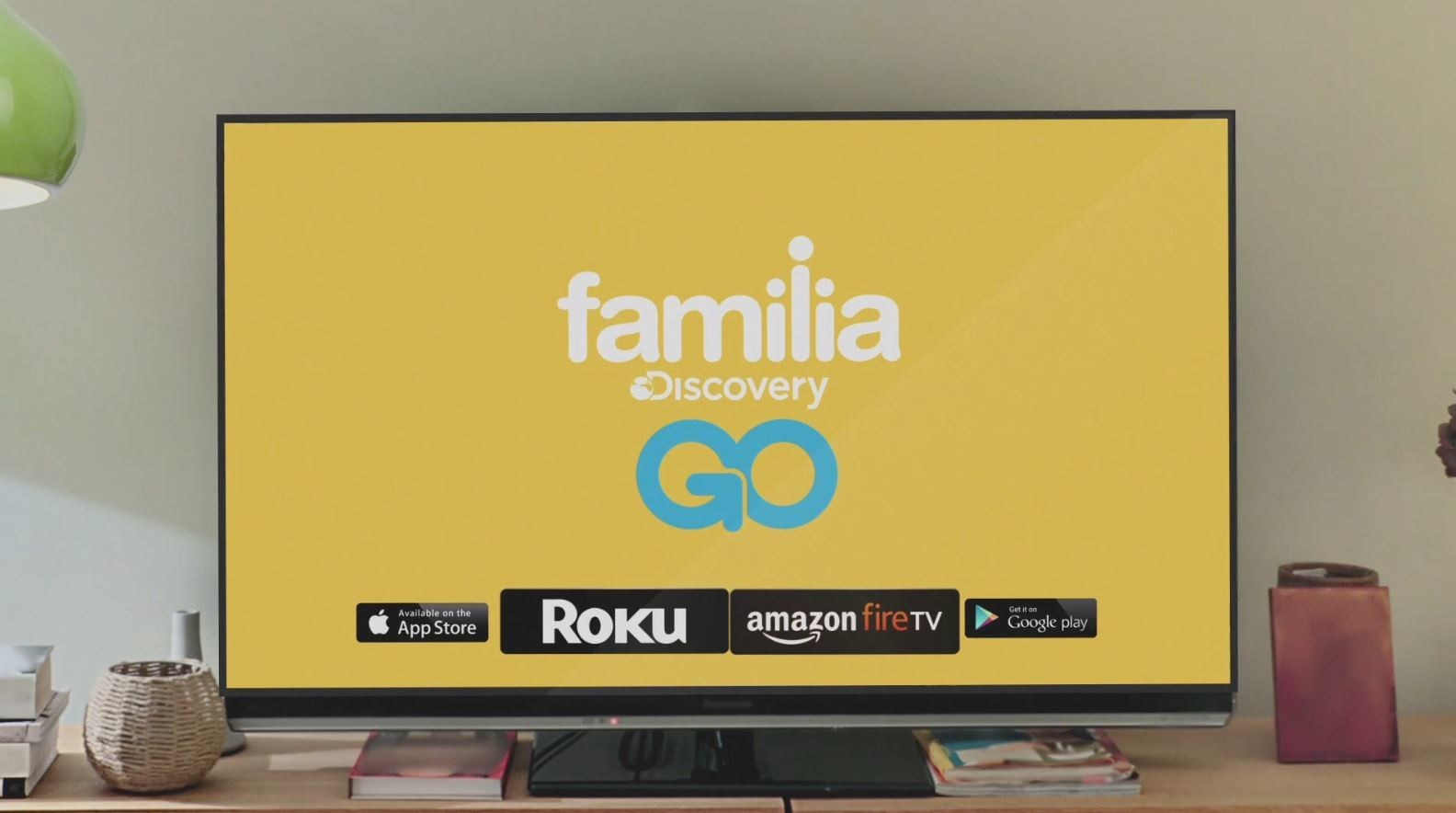 Discovery en Español & Discovery Familia GO Apps Launch On